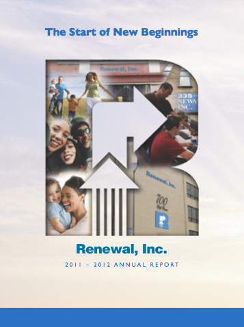 Renewal Annual Report 2011-2012